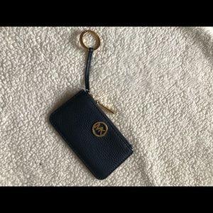 Michael Korda coin purse